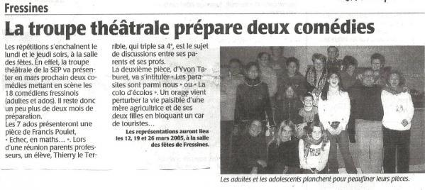CO du 31/12/2004