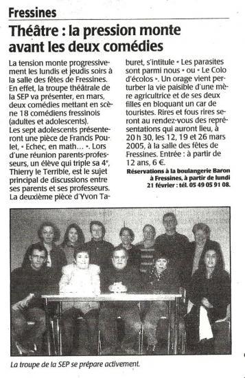 CO du 21/02/2005