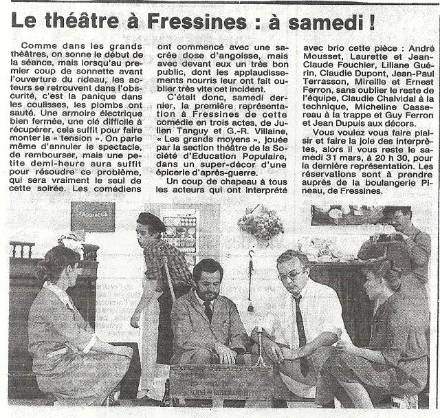 La NR du 27/03/1990